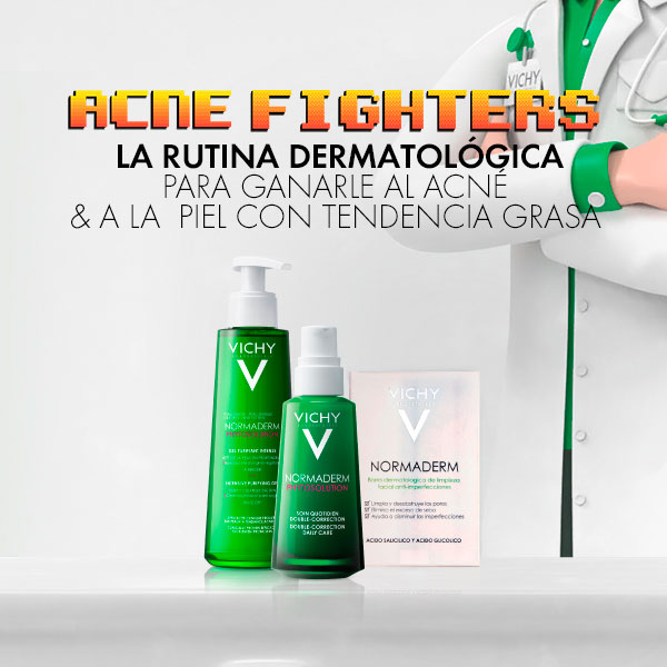 Rutina Acne Fighters