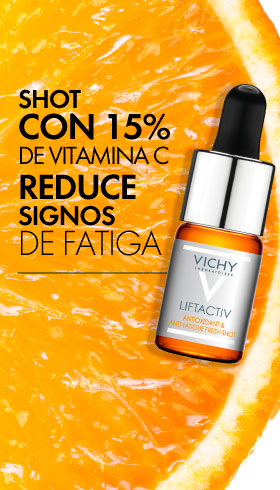 Liftactiv Shot Anti-Oxidante Anti-Fatiga