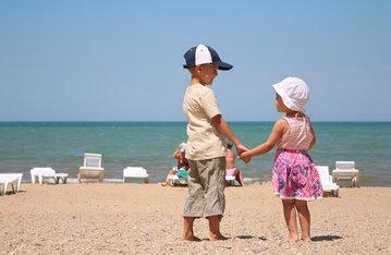 Pequeños cuidados. ¿Cómo proteger a los niños del sol?