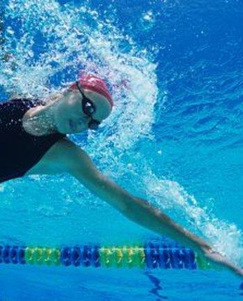 ¿Ya probaste con natación?