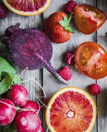 Alimentación: 4 hábitos que nos hacen más bellas