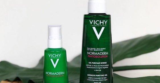 Conoce Vichy Normaderm Phytosolutions, con potencia de doble corrección