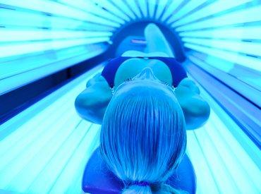 ¿Qué efectos tienen las camas de bronceado en la piel?