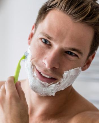 Todo por una afeitada suave