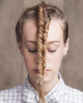 ¿Tu peinado está causando pérdida de cabello?