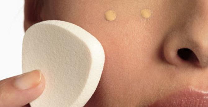 Las mejores técnicas disimular la piel con acné